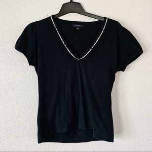 Burberry London Black Tee Shirt